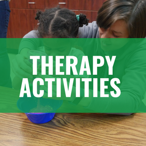 Therapy Activities
