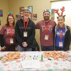 Another Great 'Cookies with Santa' Event