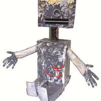 """I Cartonauti di Mondoperduto """"Alluminio"""""""