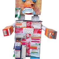 "I Cartonauti di Mondoperduto ""Medicine"""