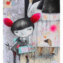 Non si scarabocchia sulla lavagna (You do not scribble on the blackboard)