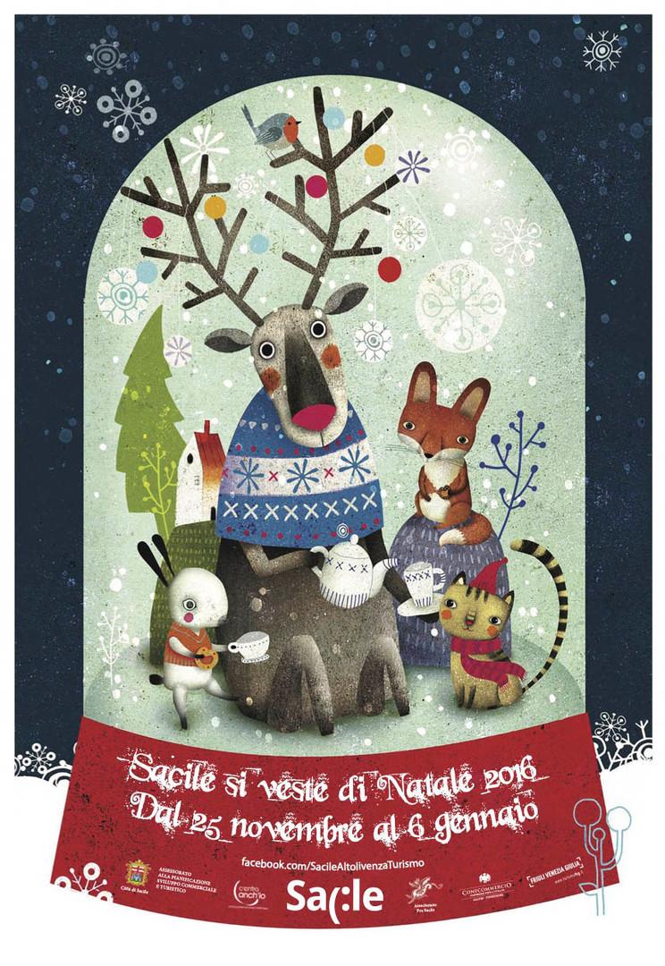 Natale a Sacile 2016