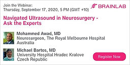Navigated Ultrasound in Neurosurgery - Ask the Experts