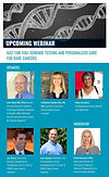 Just for you: Genomic Testing and Personalized Care for Rare Cancers