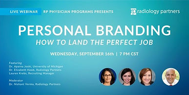 Personal Branding- How to Land the Perfect Job