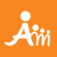 AM logo arancione