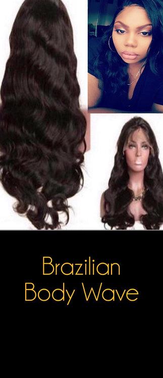Body Wave Brazilian Wig - The Kylie
