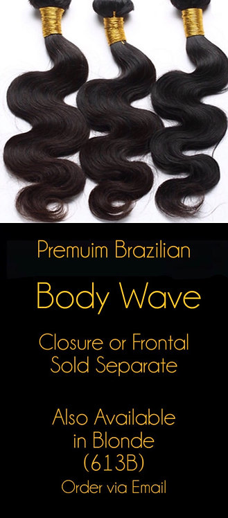 Body Wave Brazilian Mink Bundles