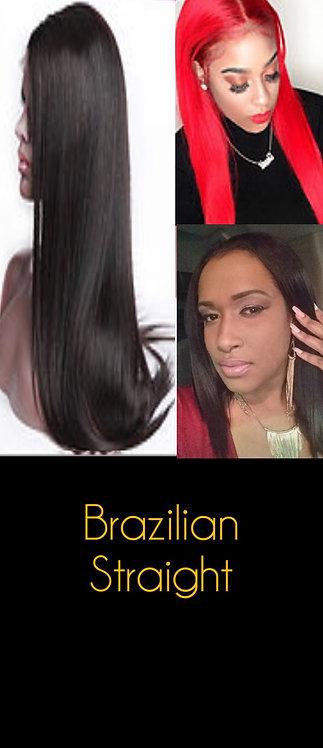 Straight Brazilian Mink Wig- The Sasha