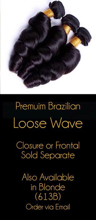 Loose Wave Brazilian Mink Bundles