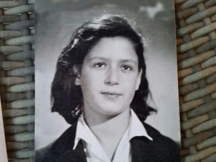 בטי קרחי בת 13 עם עליתה לארץ