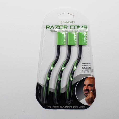 RAZOR COMB - 3 PACK