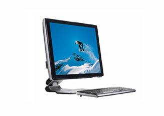 Image on Laptop