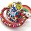 Thumbnail: Happy Rainbow Brite Paci