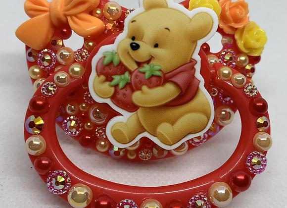 Pooh Bear Paci
