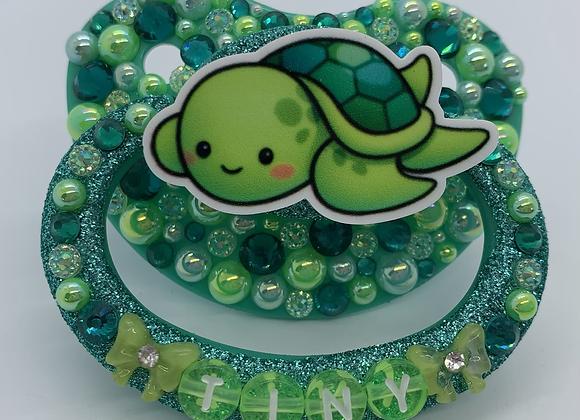 Tiny Turtle Paci