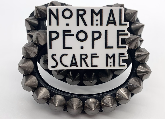 Normal People Scare Me Paci