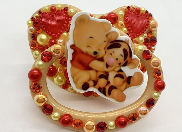 Pooh & Tigger Paci