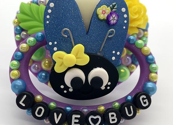 Glowing Love Bug Paci