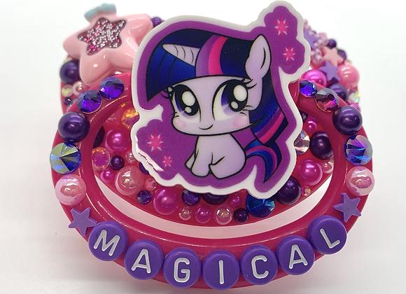 Twilight Sparkle Paci