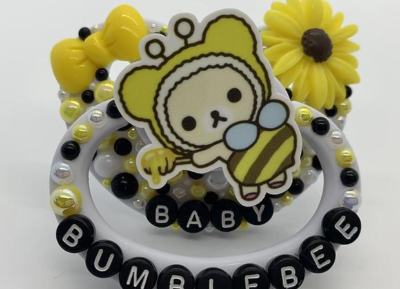 Baby Bumblebee Paci