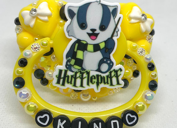 Hufflepuffs Are Kind Paci