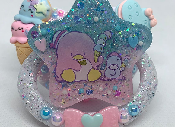 Super Kawaii Sanrio Star Paci