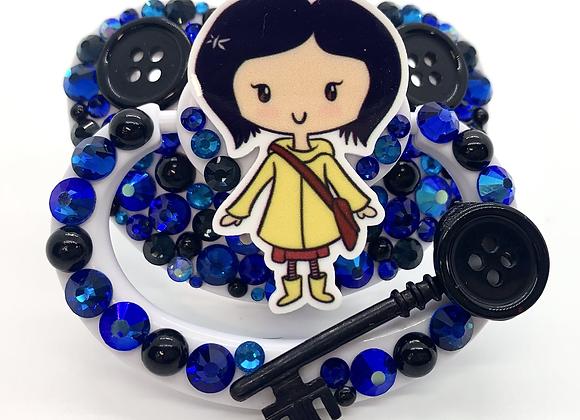 Coraline's Key Paci
