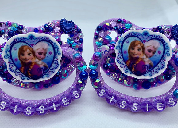 Sissies Forever Paci