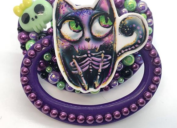 Spooky Kitty Paci