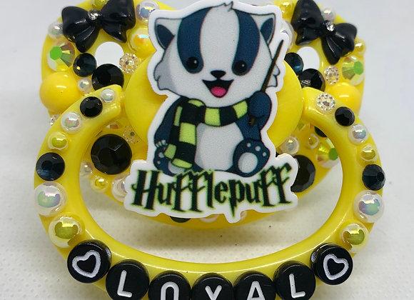 Hufflepuffs Are Loyal Paci