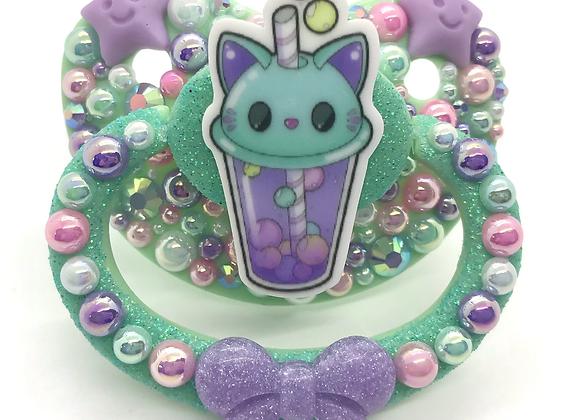 Bubble Kitty Paci