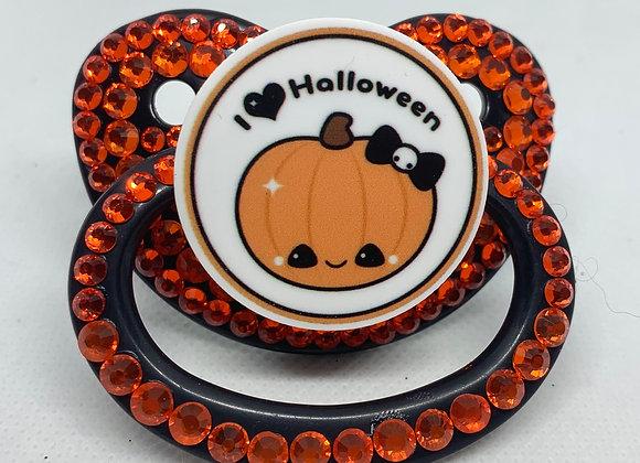 I L🎃ve Halloween Paci