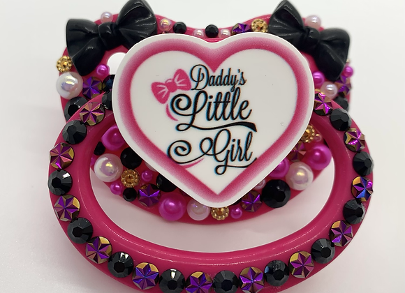 Daddy's Little Girl Paci