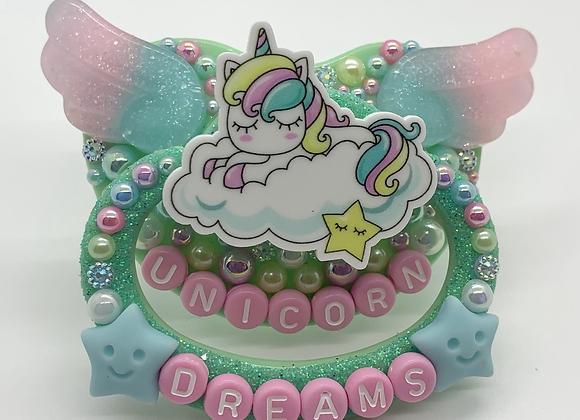 Unicorn Dreams Paci