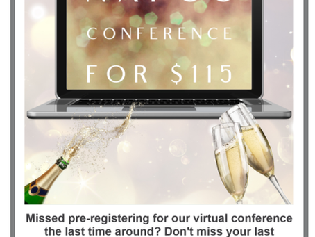 Discounted registration to the NAFCC conference for FCC business owners, ends June 14th!
