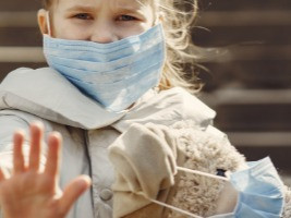 Unmasking their Trauma: Helping Children Cope with Covid-19