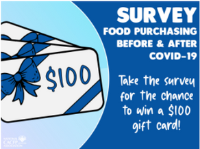Help the CACFP program and enter to win $100.00