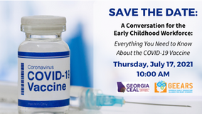 Details on the COVID-19 Vaccine, Just for the ECE Workforce