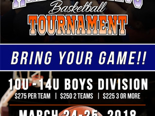 March Madness 2018!!!