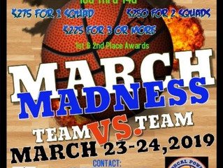 March Madness 2019!!!