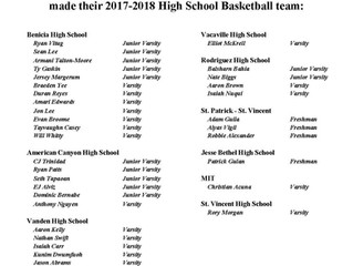 NCP makes 2017-18 High School basketball