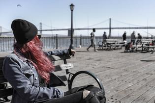 San Francisco pier -