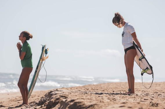 Culos + Surf Encuentro beach, RD. -