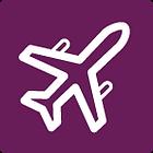 Avión - púrpura