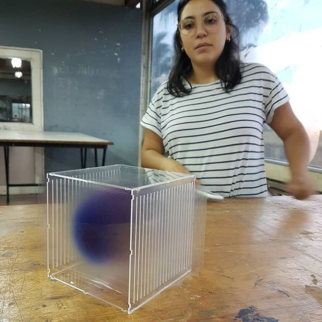 Experimentaciones en clase