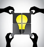 -teamwork-idea-jigsaw-puzzle-with-human-
