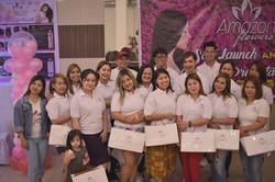 Evento de Lançamento na Filipinas (Ásia) em 2019