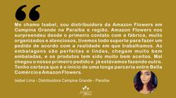 Isabel Lima - Distribuidora Campina Grande - Paraíba