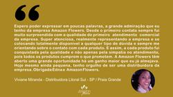 Viviane Miranda - Distribuidora Litoral Sul - SP / Praia Grande